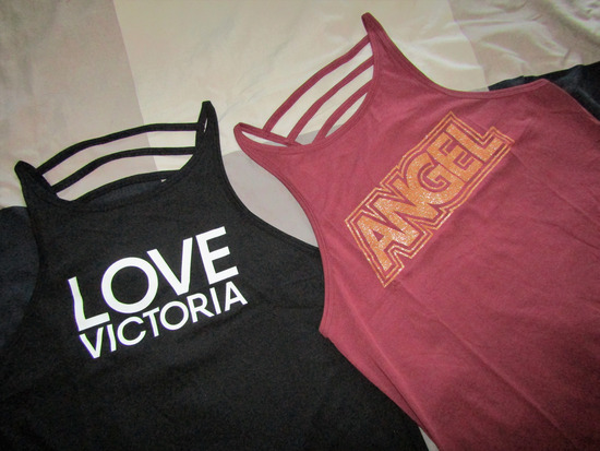 komplet 2x - NOVO Victoria's Secret