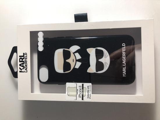 Karl Lagerfeld ovitek Iphone 6/7/8