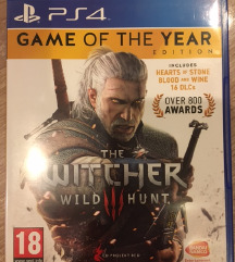 RAČUNALNIŠKA IGRA THE WITCHER 3