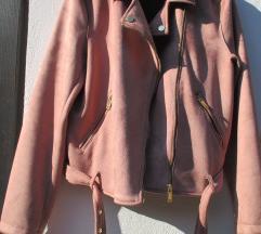 NOVA roza jakna