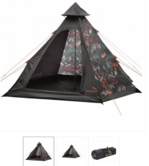 Tipi šotor