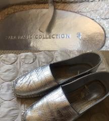 Espadrile Zara-1x nosene, prisle 50e