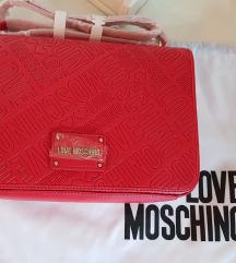 LOVE MOSCHINO original torba NOVA