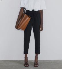 Zara paper bag hlače