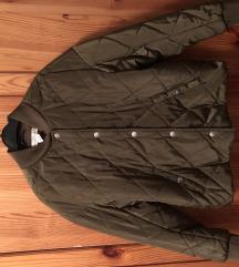 H&M olivno zelena jakna