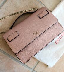 Guess roza torbica