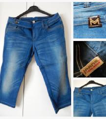 VERO MODA kratke hlače ■jeans ■št.M