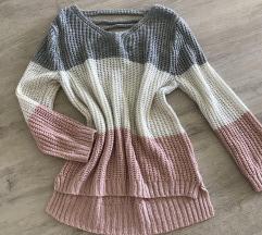 🎀 pleten puloverček 🎀