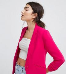 Bershka NOV roza blazer