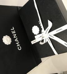 Chanel  vrečka in škatla