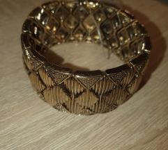 Zlata zapestnica Acesories(nova)