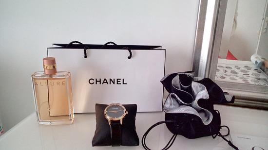 Chanel ura