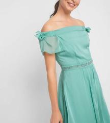 Orsay turkizna oblekica št. 38