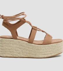 Lace-up čevlji