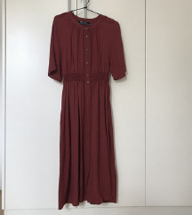 Zara dolga obleka