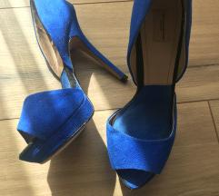 Zara modri cevlji