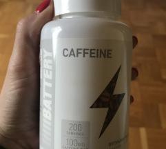 Battery Caffeine kapsule
