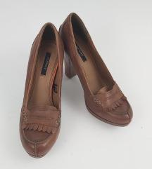 Nikoli nošeni Orsay čevlji - izgled usnja