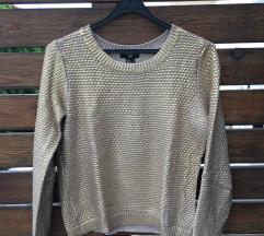 Zlat puloverček S/M