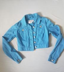 Turkizna jakna