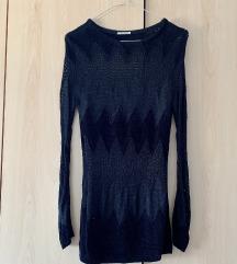 Mrežast pulover S