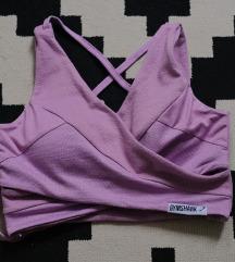 Gymshark Bra - dusty pink