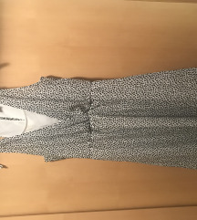 Crno bela obleka - ppt v ceni