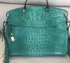 Furla torbica iz krokodilje kože original