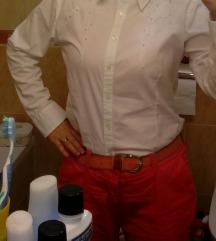Bela srajca M