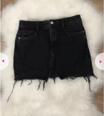 Zara jeans krilo