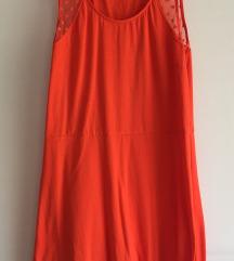 Rdeča poletna oblekica
