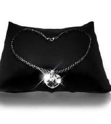 Zapestnica s kristalom Swarovski