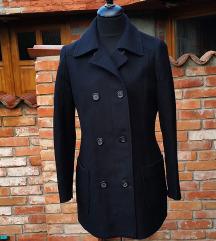 MANGO Suit št. 42 / 44 volnen plašč