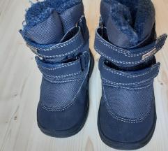 Zimski škornji 21 snežke