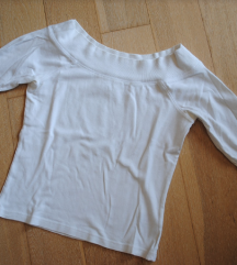 Topshop bela T-shirt majica