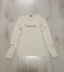 Bela majica Beneton