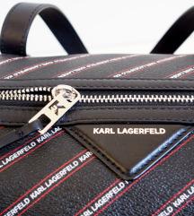 Karl Lagerfeld weekender bag