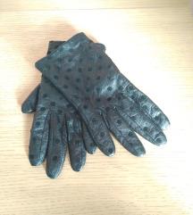Nenošene usnjene rokavice Mango + DARILO