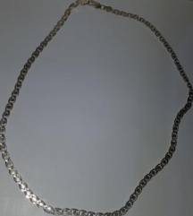 Srebrna verižica-masivnejše pletenje(srebro925)