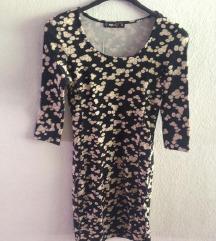 NOVA Rožasta poletna obleka