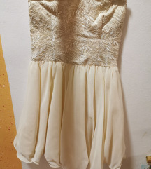 Obleka za maturantski/valeto/birmo
