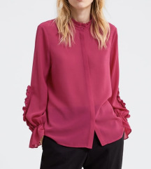 NOVA Zara pink srajca