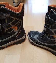 Zimski visoki otroški čevlji GEOX - št.30