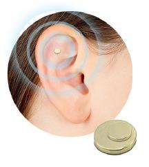 Akupunkturni magnet za prenehanje kajenja