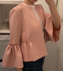 Topshop roza jakna/blazer