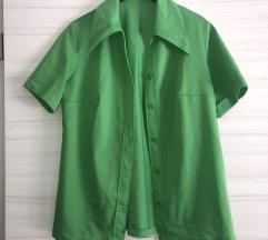 Zelena srajčka M/L