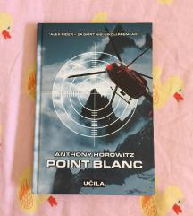 Knjiga Alex Rider: Point Blanc