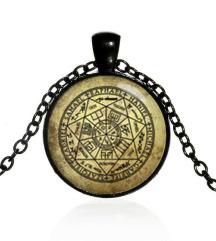 ZNIŽANO Amulet sedmih nadangelov