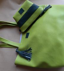 Velika torba in mala torbica