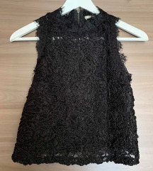 Zara - Čipkast topek